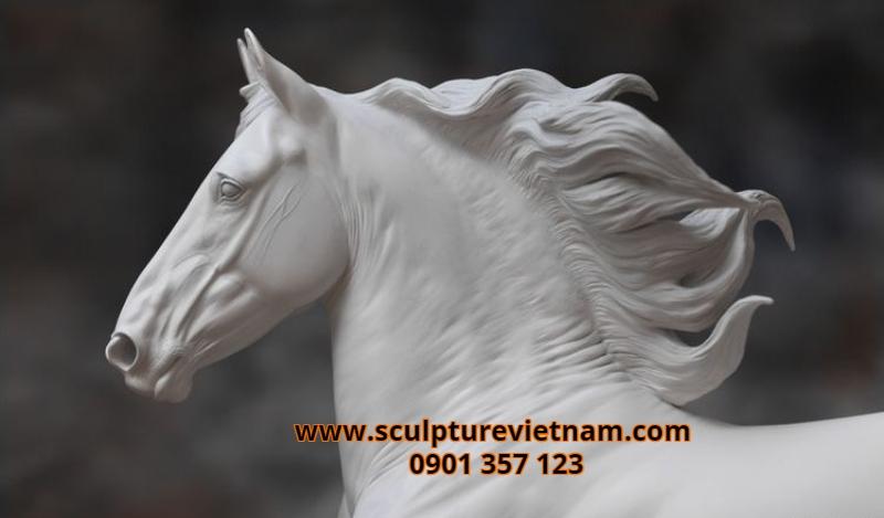 điêu khắc tượng composite